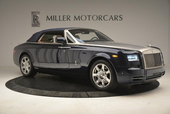Used 2013 Rolls-Royce Phantom Drophead Coupe for sale Sold at Alfa Romeo of Westport in Westport CT 06880 26