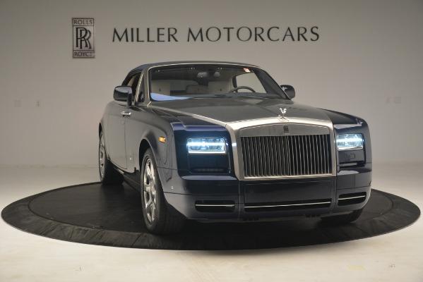 Used 2013 Rolls-Royce Phantom Drophead Coupe for sale Sold at Alfa Romeo of Westport in Westport CT 06880 28