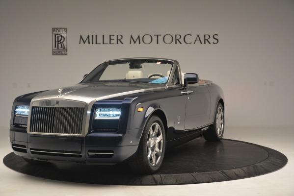 Used 2013 Rolls-Royce Phantom Drophead Coupe for sale Sold at Alfa Romeo of Westport in Westport CT 06880 3