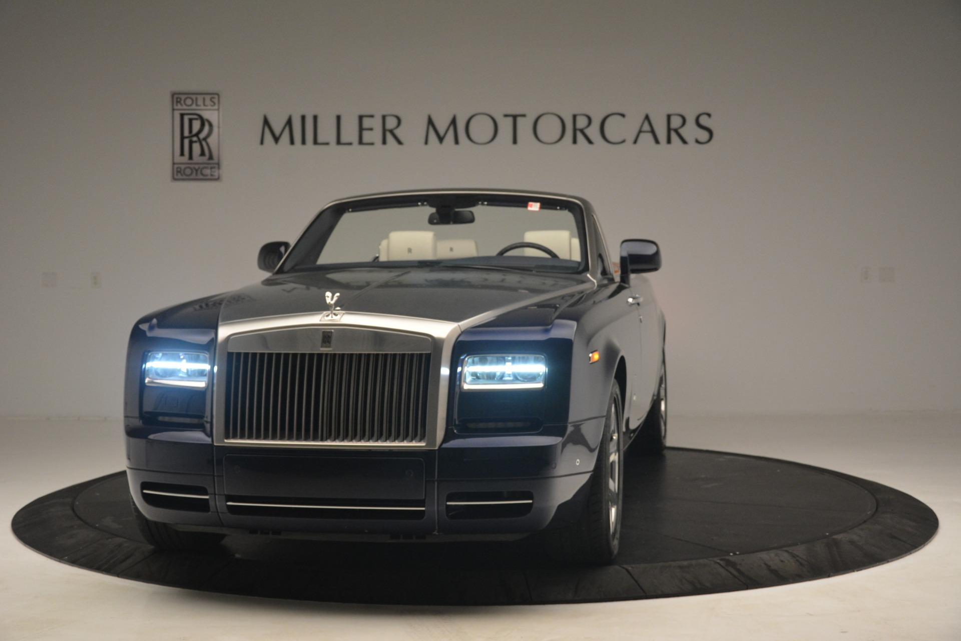 Used 2013 Rolls-Royce Phantom Drophead Coupe for sale Sold at Alfa Romeo of Westport in Westport CT 06880 1