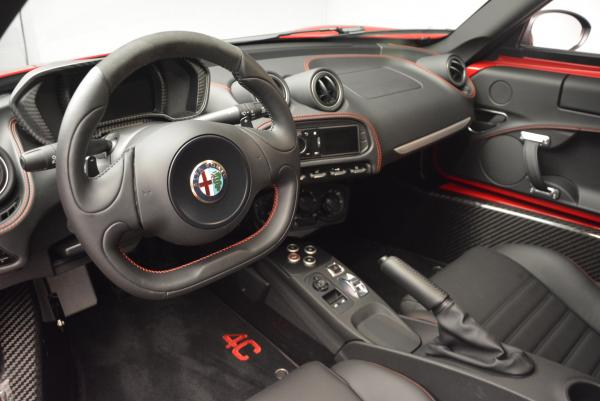 Used 2015 Alfa Romeo 4C for sale Sold at Alfa Romeo of Westport in Westport CT 06880 14