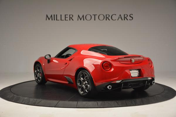 Used 2015 Alfa Romeo 4C for sale Sold at Alfa Romeo of Westport in Westport CT 06880 5