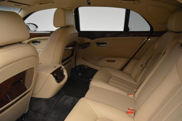 Used 2011 Bentley Mulsanne for sale Sold at Alfa Romeo of Westport in Westport CT 06880 20