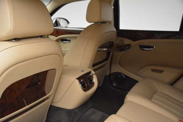 Used 2011 Bentley Mulsanne for sale Sold at Alfa Romeo of Westport in Westport CT 06880 21