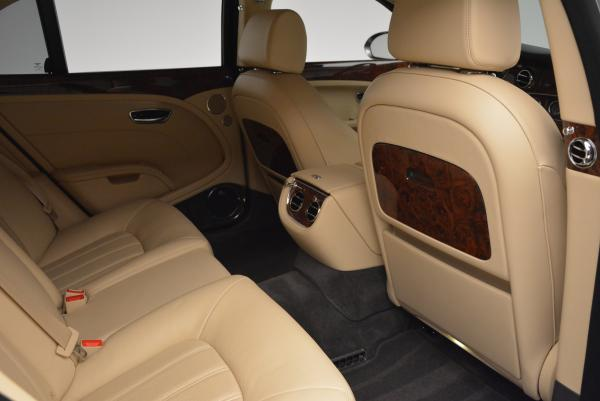 Used 2011 Bentley Mulsanne for sale Sold at Alfa Romeo of Westport in Westport CT 06880 28
