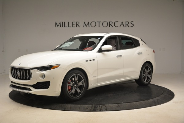 New 2019 Maserati Levante S Q4 GranLusso for sale Sold at Alfa Romeo of Westport in Westport CT 06880 2