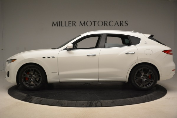 New 2019 Maserati Levante S Q4 GranLusso for sale Sold at Alfa Romeo of Westport in Westport CT 06880 3