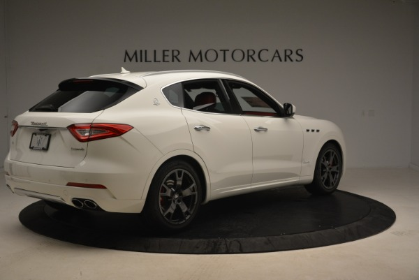 New 2019 Maserati Levante S Q4 GranLusso for sale Sold at Alfa Romeo of Westport in Westport CT 06880 8
