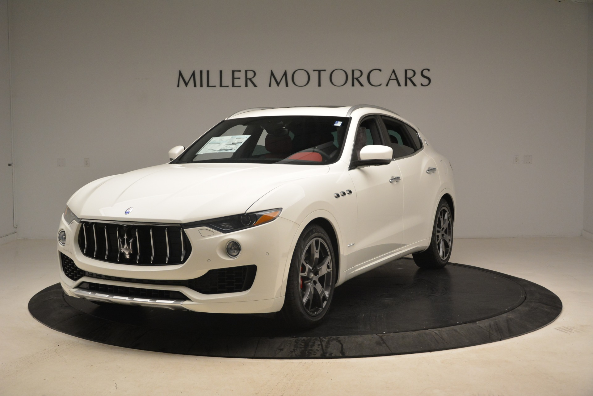 New 2019 Maserati Levante S Q4 GranLusso for sale Sold at Alfa Romeo of Westport in Westport CT 06880 1