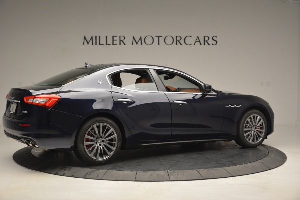 New 2019 Maserati Ghibli S Q4 for sale Sold at Alfa Romeo of Westport in Westport CT 06880 8