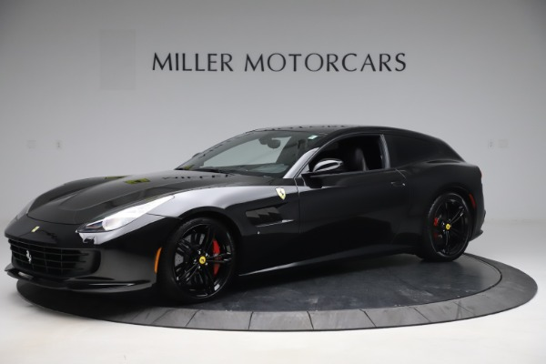 Used 2018 Ferrari GTC4Lusso for sale $209,900 at Alfa Romeo of Westport in Westport CT 06880 2