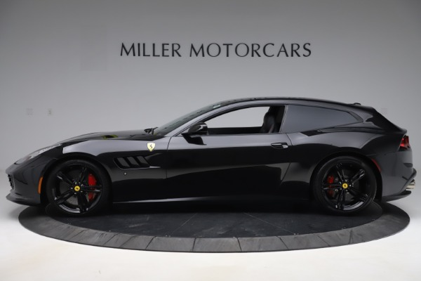 Used 2018 Ferrari GTC4Lusso for sale $209,900 at Alfa Romeo of Westport in Westport CT 06880 3