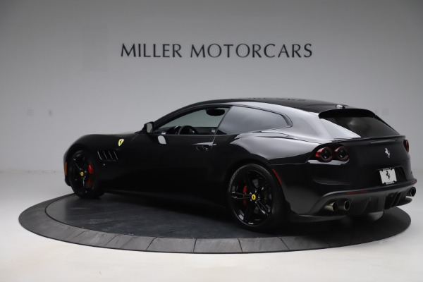 Used 2018 Ferrari GTC4Lusso for sale $209,900 at Alfa Romeo of Westport in Westport CT 06880 4