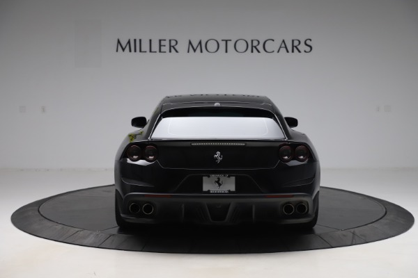 Used 2018 Ferrari GTC4Lusso for sale $209,900 at Alfa Romeo of Westport in Westport CT 06880 6