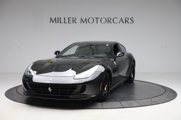 Used 2018 Ferrari GTC4Lusso for sale $209,900 at Alfa Romeo of Westport in Westport CT 06880 1