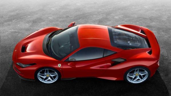 New 2021 Ferrari F8 Tributo for sale Call for price at Alfa Romeo of Westport in Westport CT 06880 2