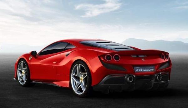 New 2020 Ferrari F8 Tributo for sale Call for price at Alfa Romeo of Westport in Westport CT 06880 3
