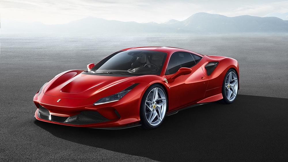 New 2021 Ferrari F8 Tributo for sale Call for price at Alfa Romeo of Westport in Westport CT 06880 1