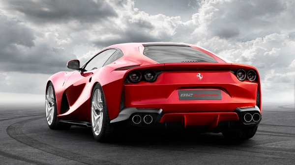 New 2020 Ferrari 812 Superfast for sale Call for price at Alfa Romeo of Westport in Westport CT 06880 3