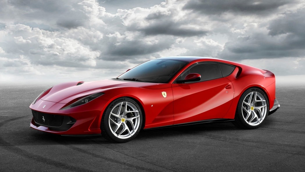 New 2020 Ferrari 812 Superfast for sale Call for price at Alfa Romeo of Westport in Westport CT 06880 1