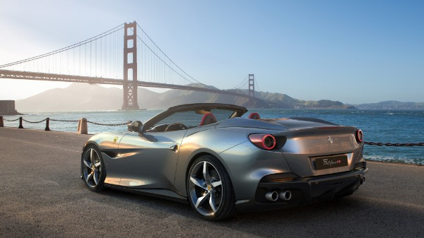 New 2020 Ferrari Portofino for sale Call for price at Alfa Romeo of Westport in Westport CT 06880 3