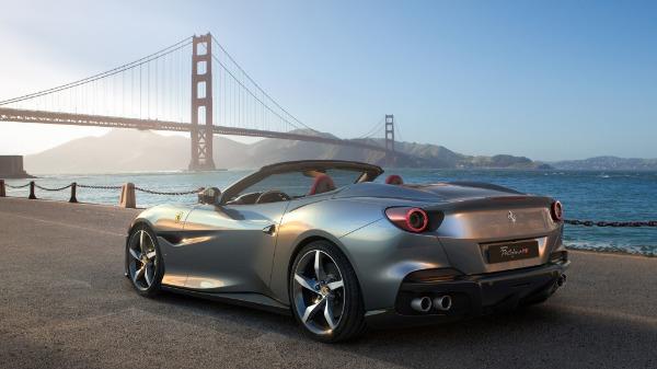 New 2022 Ferrari Portofino M for sale Call for price at Alfa Romeo of Westport in Westport CT 06880 3