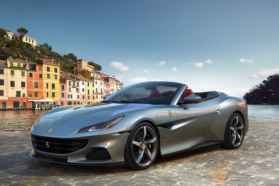 New 2020 Ferrari Portofino for sale Call for price at Alfa Romeo of Westport in Westport CT 06880 1