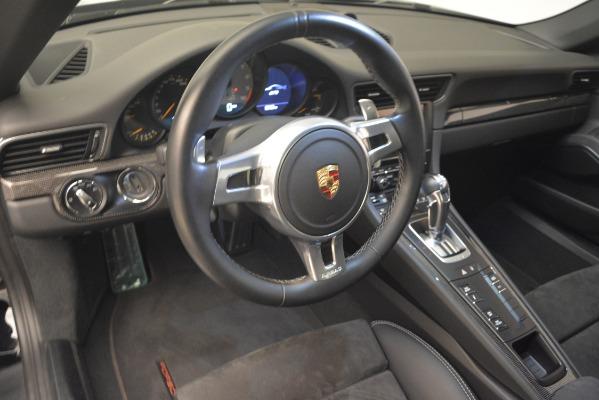 Used 2015 Porsche 911 GT3 for sale Sold at Alfa Romeo of Westport in Westport CT 06880 16