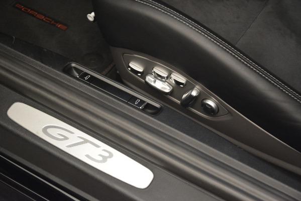 Used 2015 Porsche 911 GT3 for sale Sold at Alfa Romeo of Westport in Westport CT 06880 18
