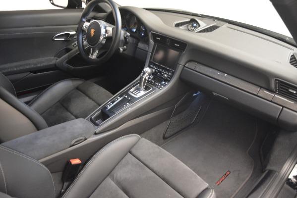 Used 2015 Porsche 911 GT3 for sale Sold at Alfa Romeo of Westport in Westport CT 06880 19
