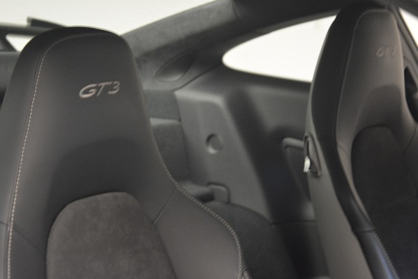 Used 2015 Porsche 911 GT3 for sale Sold at Alfa Romeo of Westport in Westport CT 06880 22