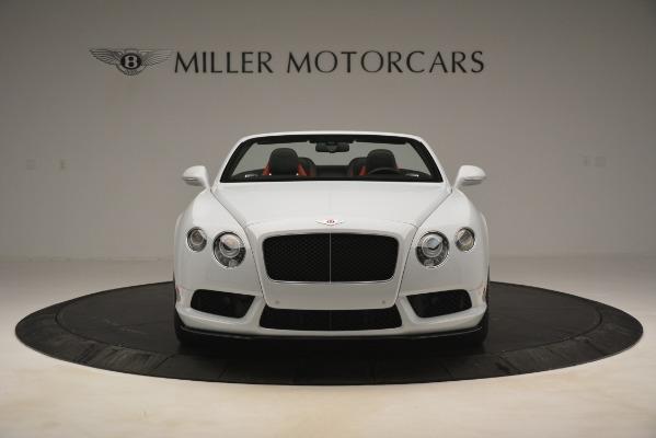 Used 2014 Bentley Continental GT V8 S for sale Sold at Alfa Romeo of Westport in Westport CT 06880 12