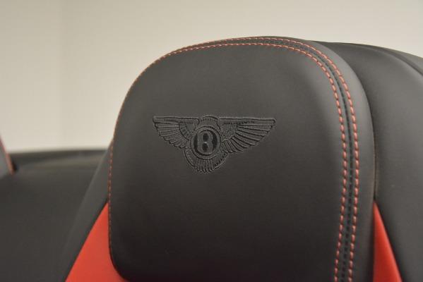 Used 2014 Bentley Continental GT V8 S for sale Sold at Alfa Romeo of Westport in Westport CT 06880 26