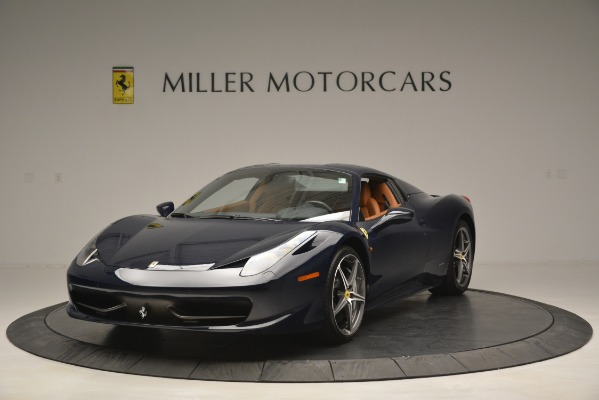 Used 2014 Ferrari 458 Spider for sale Sold at Alfa Romeo of Westport in Westport CT 06880 13