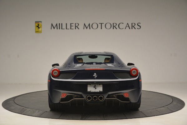 Used 2014 Ferrari 458 Spider for sale Sold at Alfa Romeo of Westport in Westport CT 06880 18