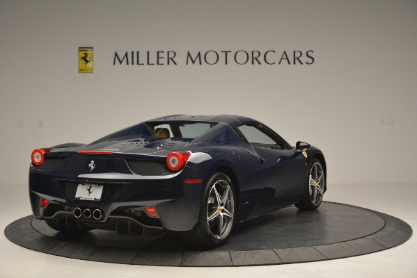 Used 2014 Ferrari 458 Spider for sale Sold at Alfa Romeo of Westport in Westport CT 06880 19