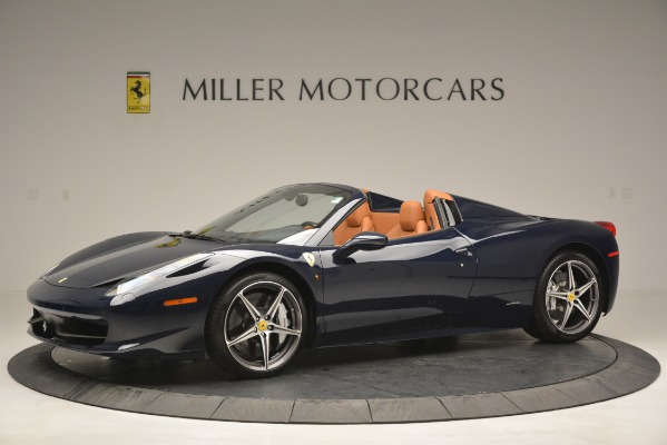 Used 2014 Ferrari 458 Spider for sale Sold at Alfa Romeo of Westport in Westport CT 06880 2