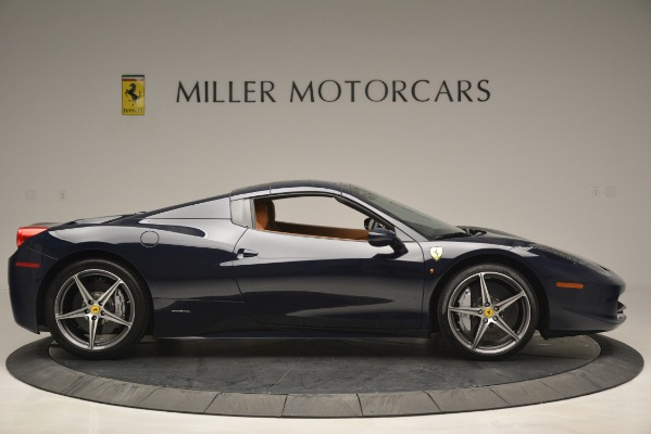 Used 2014 Ferrari 458 Spider for sale Sold at Alfa Romeo of Westport in Westport CT 06880 21