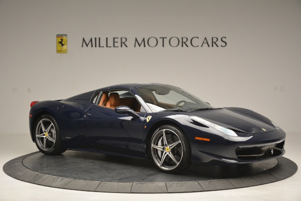Used 2014 Ferrari 458 Spider for sale Sold at Alfa Romeo of Westport in Westport CT 06880 22