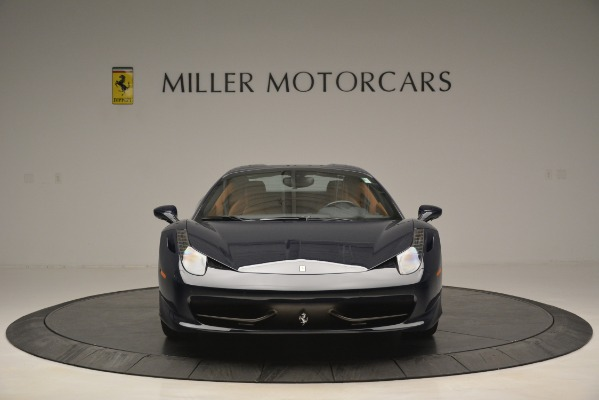 Used 2014 Ferrari 458 Spider for sale Sold at Alfa Romeo of Westport in Westport CT 06880 24