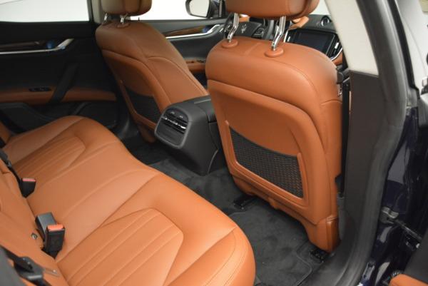 Used 2019 Maserati Ghibli S Q4 for sale Sold at Alfa Romeo of Westport in Westport CT 06880 26