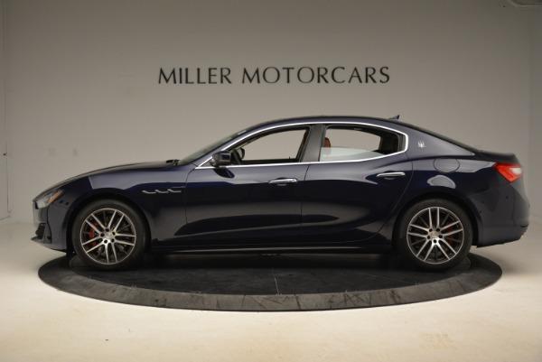 Used 2019 Maserati Ghibli S Q4 for sale Sold at Alfa Romeo of Westport in Westport CT 06880 3