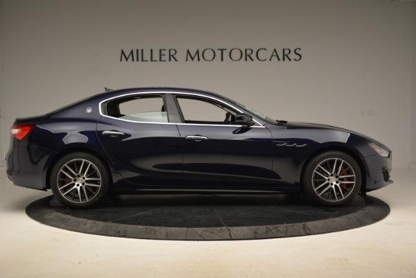 Used 2019 Maserati Ghibli S Q4 for sale Sold at Alfa Romeo of Westport in Westport CT 06880 9
