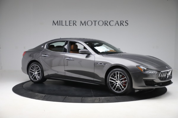 Used 2019 Maserati Ghibli S Q4 for sale Sold at Alfa Romeo of Westport in Westport CT 06880 10