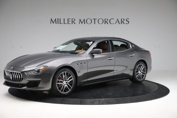 Used 2019 Maserati Ghibli S Q4 for sale Sold at Alfa Romeo of Westport in Westport CT 06880 2