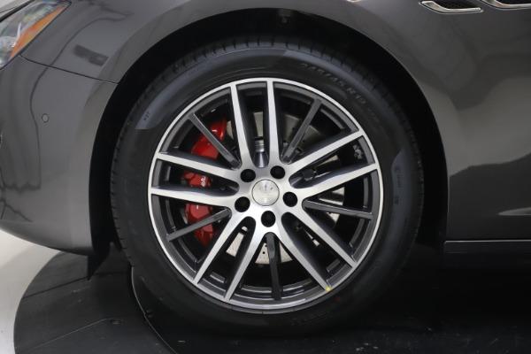 New 2019 Maserati Ghibli S Q4 for sale $61,900 at Alfa Romeo of Westport in Westport CT 06880 26