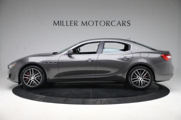New 2019 Maserati Ghibli S Q4 for sale $61,900 at Alfa Romeo of Westport in Westport CT 06880 3