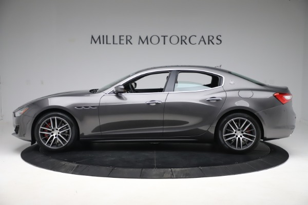 Used 2019 Maserati Ghibli S Q4 for sale Sold at Alfa Romeo of Westport in Westport CT 06880 3