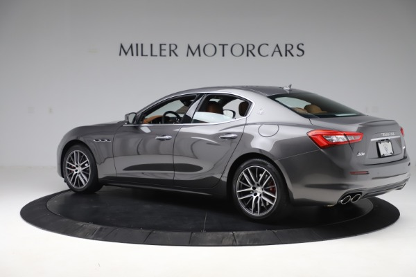 Used 2019 Maserati Ghibli S Q4 for sale Sold at Alfa Romeo of Westport in Westport CT 06880 4