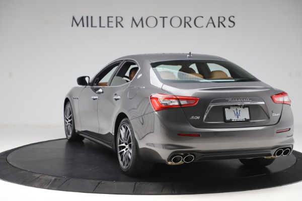 Used 2019 Maserati Ghibli S Q4 for sale Sold at Alfa Romeo of Westport in Westport CT 06880 5